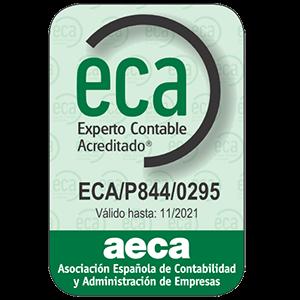 distintivo ECA 2021